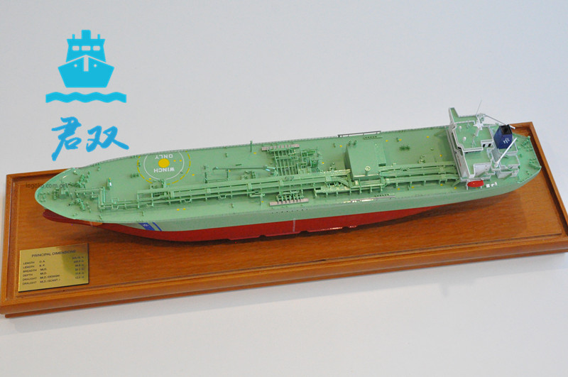油轮模型制作