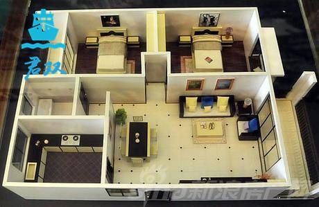 两居室户型模型A.jpg