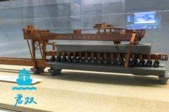 架桥机模型