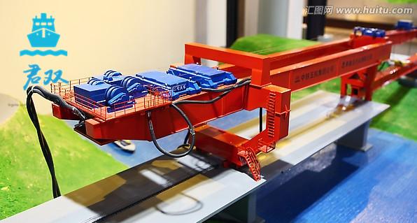 桥梁机械模型