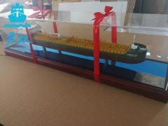 油化船模型