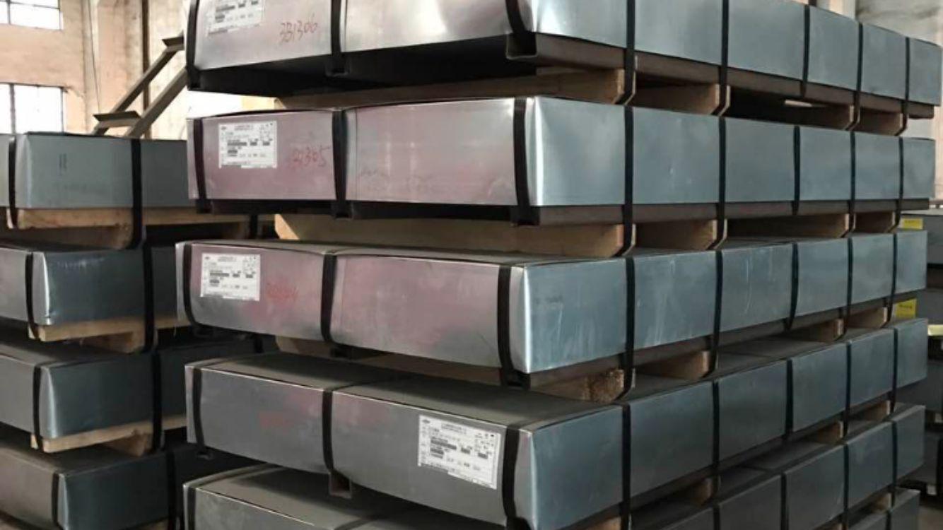宝钢冷轧出厂平板板