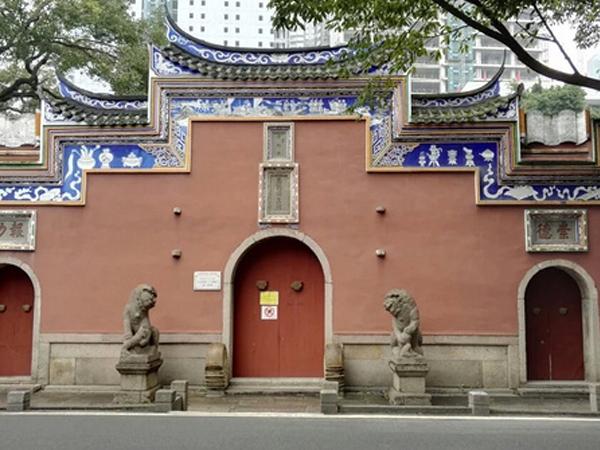闽王祠博物馆装修