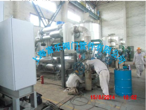 南京梅山钢厂(压缩空气净化干燥系统)