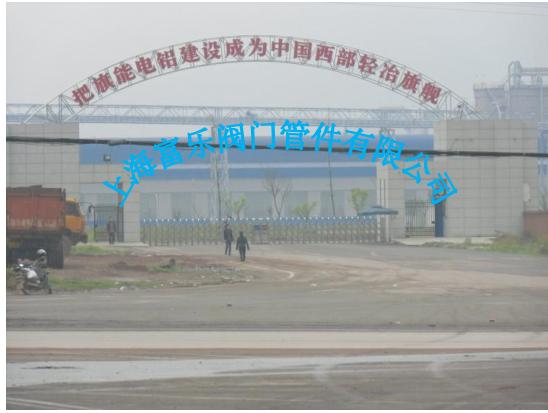 重庆铝业(氧化风机项目)
