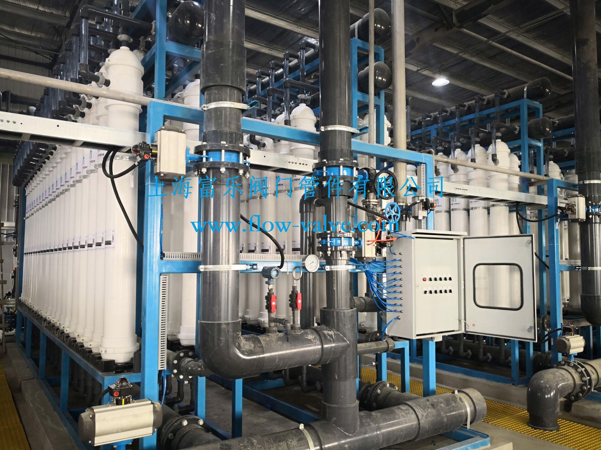 天津北辰大双水厂项目