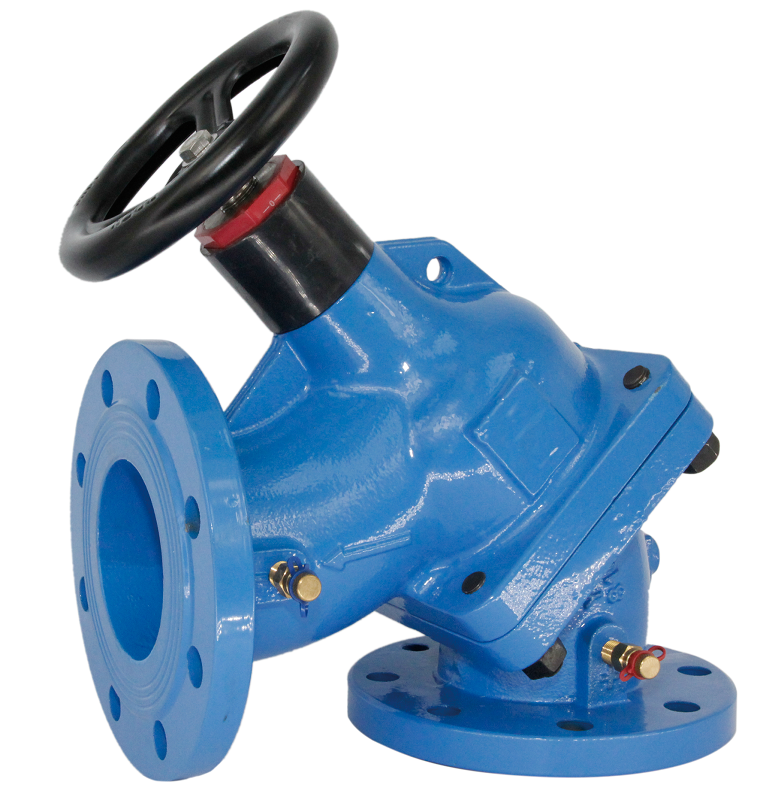 Triple duty valve