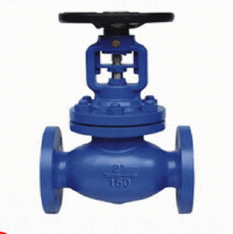 CI BODY GLOBE VALVE, FLANGE END, HANDWHEEL OPERATE