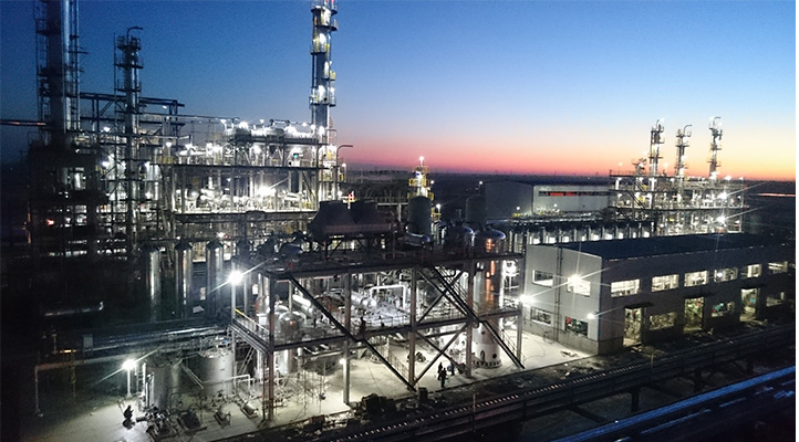 墾利匯東新能源有限公司--15萬噸...