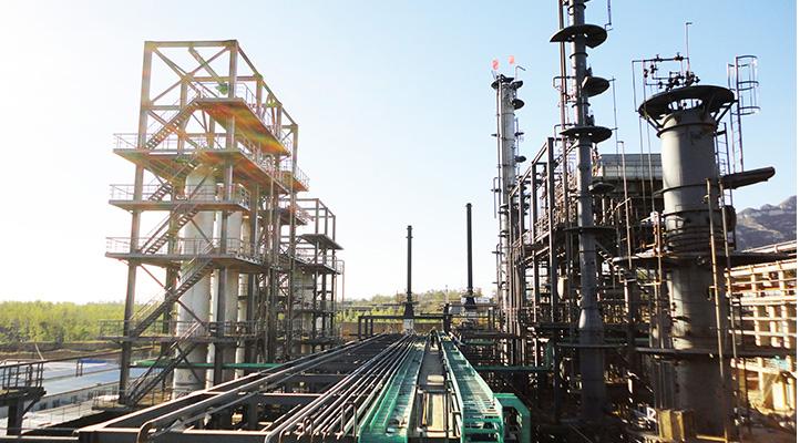 凯德尼斯河北化工科技有限公司--10万吨...