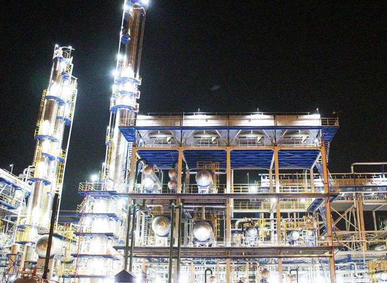 GUANGXI NEW-SIGN ENERGY CO., LTD 150kt/a MTA C4 DEEP PROCESSING PROJECT