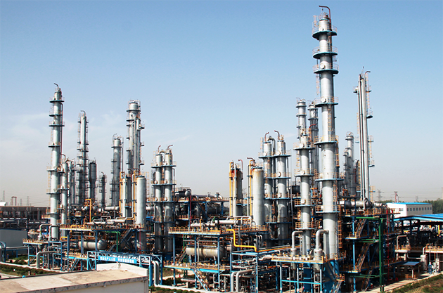 SHANDONG HEZE YUHUANG CHEMICAL CO., LTD 100kt/a CRUDE BENZENE HYDROFINING PROCESS PROJECT
