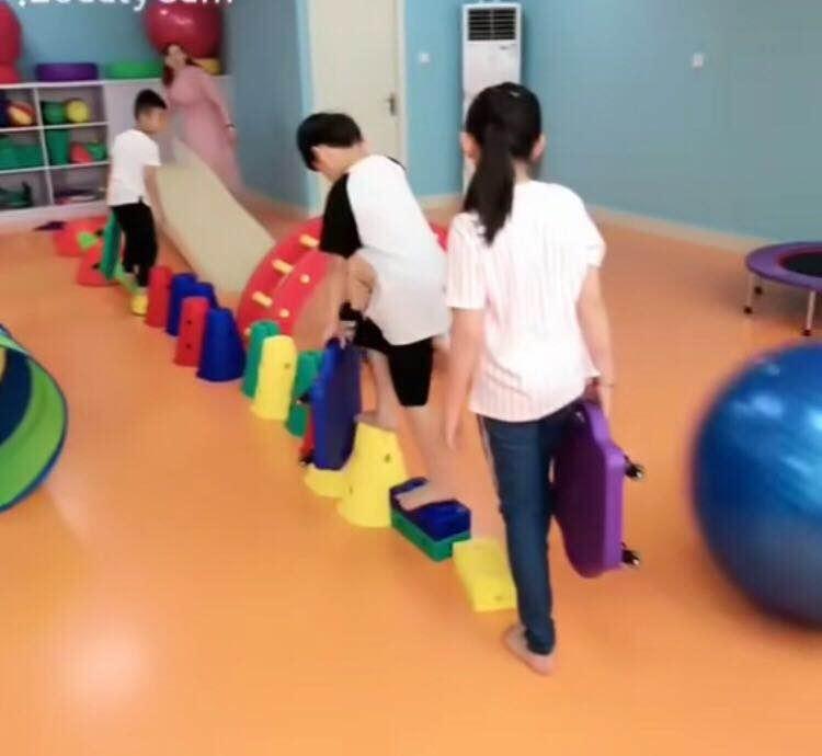 石狮智慧田感统培训是如何提高孩子的各项能力