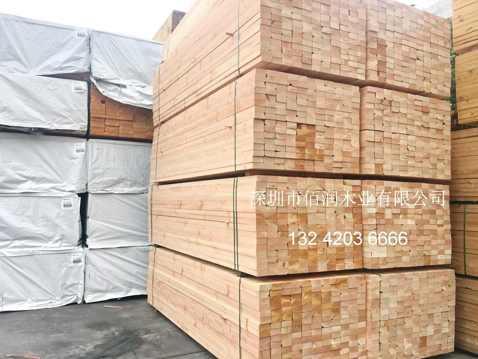 建筑方木都有哪些材质?