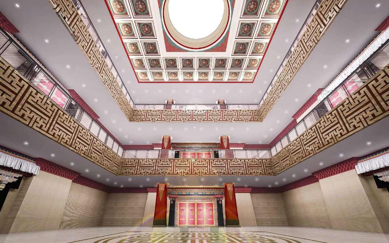 西藏日喀则博物馆