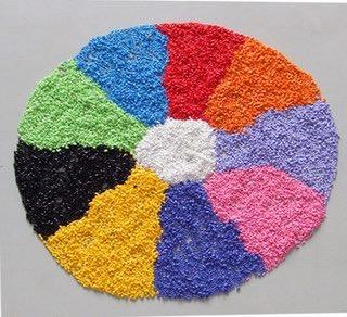色母粒该如何选择颜料?
