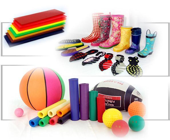 橡胶制品常用色片介绍|鑫邦科技