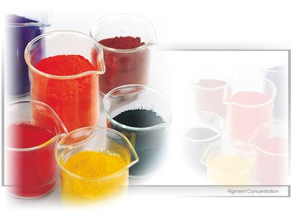 福建浩博色浆色粉:水性色浆知识解析