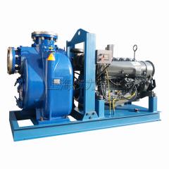 JT/JU系列柴油机自吸污水泵