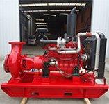 营地消防泵