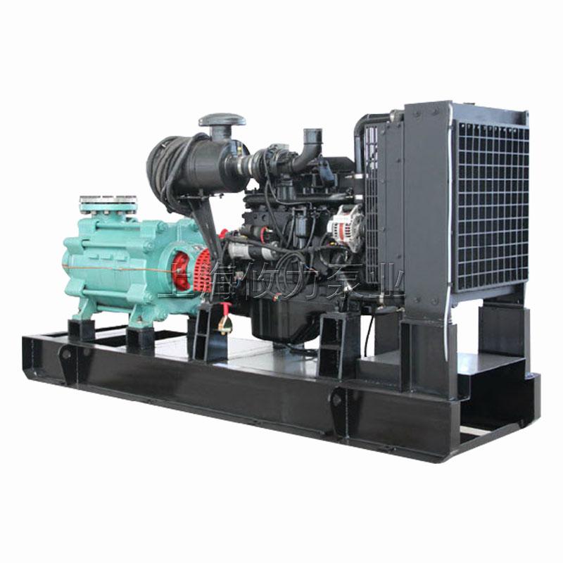 D系列柴油机多级泵