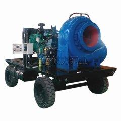 HW系列柴油机混流泵