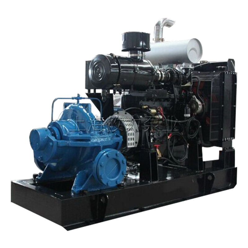 TPOW系列柴油机中开泵