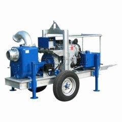 EJ系列移动式自吸污水泵