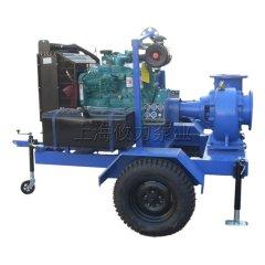 HW系列移动式柴油机排水泵