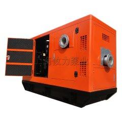 DA/ISO系列静音式柴油机消防泵