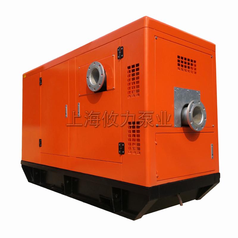 EJ系列静音式柴油机污水泵