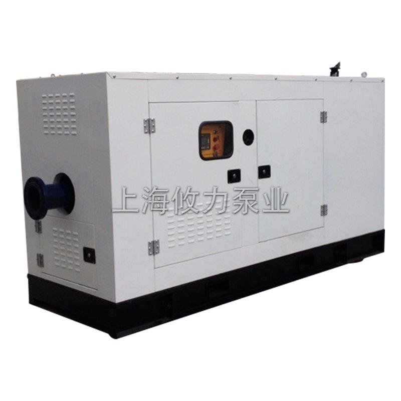 HW系列静音式柴油机抽水泵
