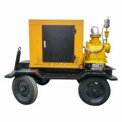 JTJU系列静音式柴油机自吸离心泵