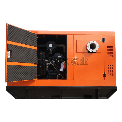 TPOW系列静音式柴油机应急供水泵