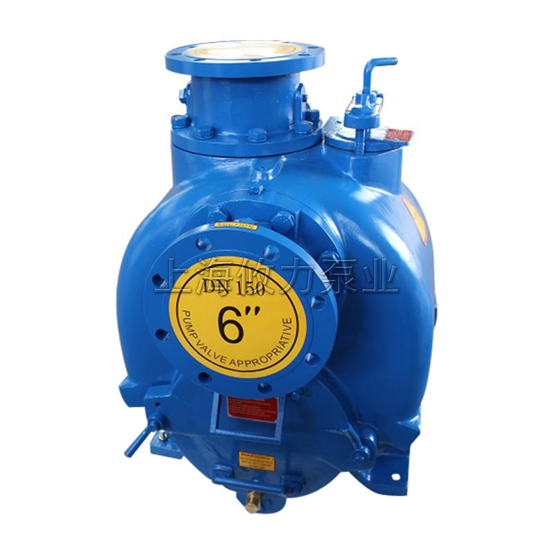 6寸自吸离心污水泵