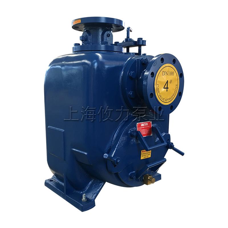 4寸单级单吸离心泵