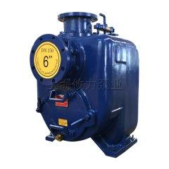 6寸自吸式污水离心泵