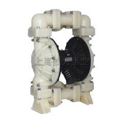 40mm工程塑料耐腐蚀气动隔膜泵