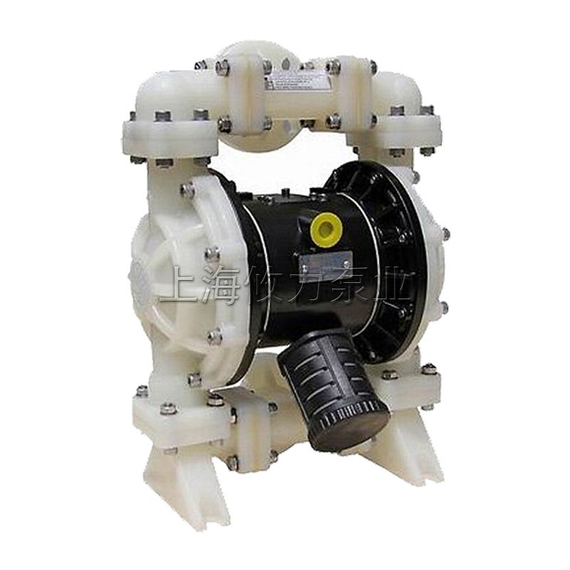 80mm强酸强碱化工隔膜泵