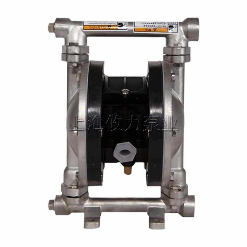 10mm不锈钢材质隔膜泵