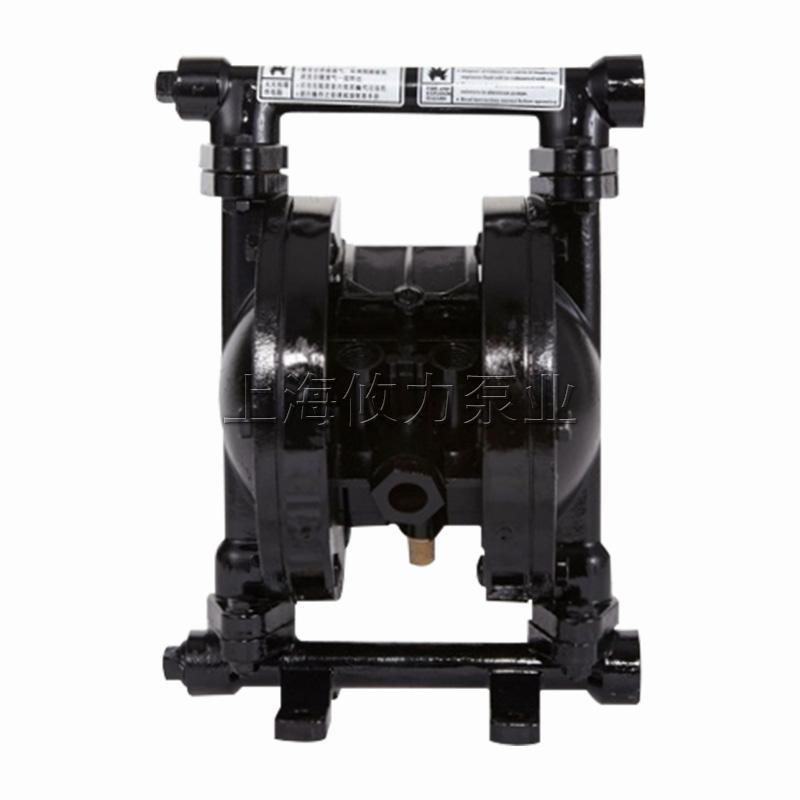 15mm铸钢材质气动隔膜泵