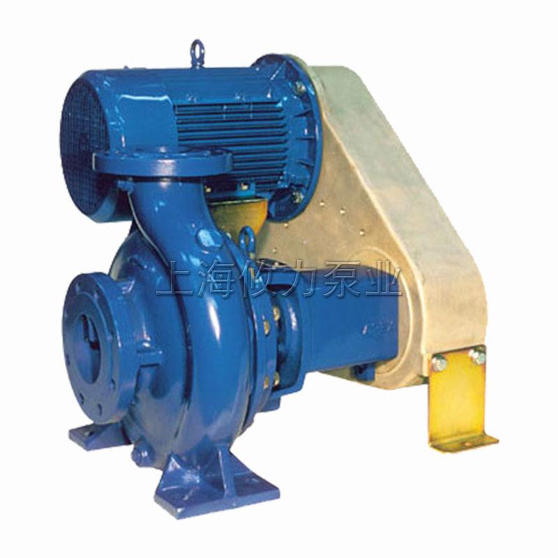 2寸单级离心泵