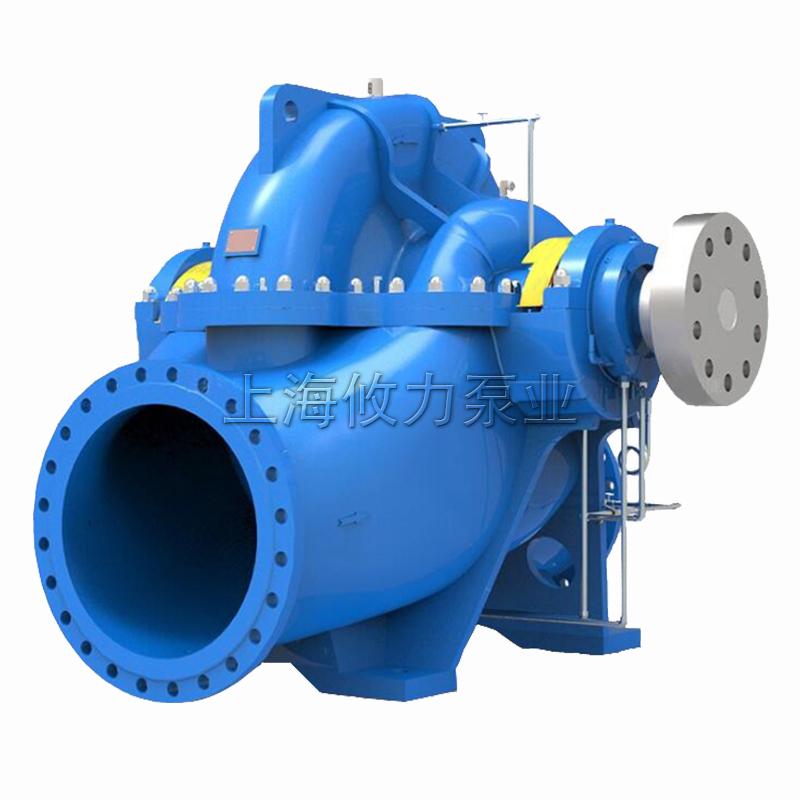 32寸单级双吸离心泵