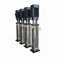 立式多级清水泵(QDL/QDLF-8)