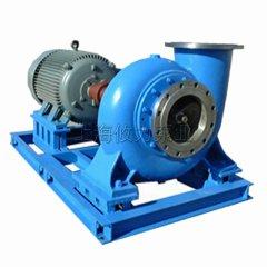 HW系列混流泵带电机