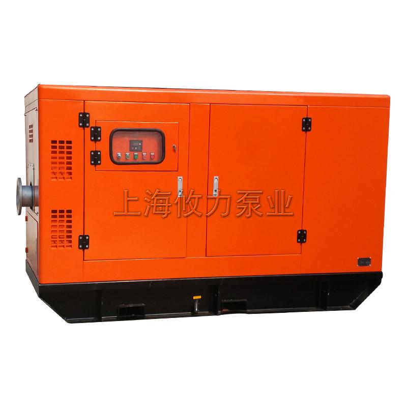 D系列静音式柴油机排水泵