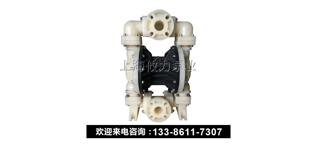 进口隔膜泵十大特点