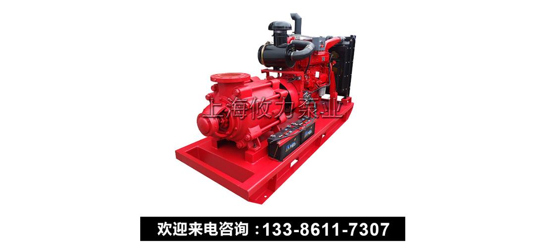 大功率柴油机水泵