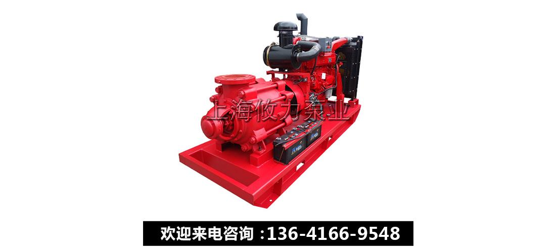 柴油机离心泵选购标准
