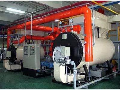 导热油加热系统中压差不稳的几个原因和处理方式